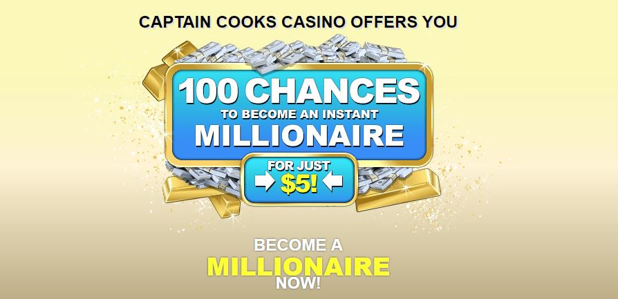 captain cooks casino terms and conditions